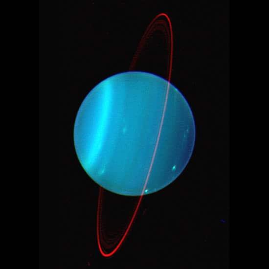 Qué planeta tiene anillos