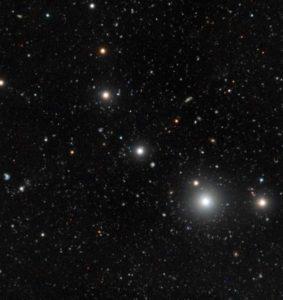 galaxias eoscuras
