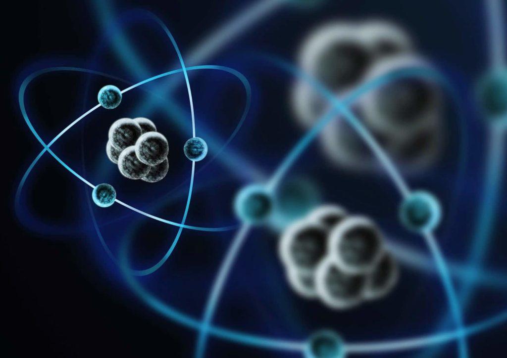 materia energía protones