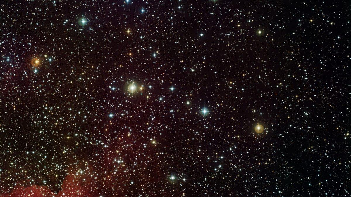 cuantas estrellas hay en la vía láctea