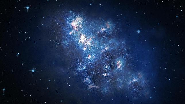 galaxias lejanas