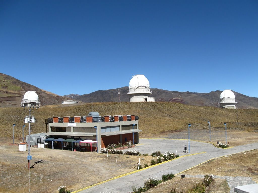 CIDA observatorio mérida