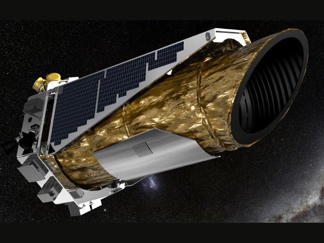 Telescopio kepler-14