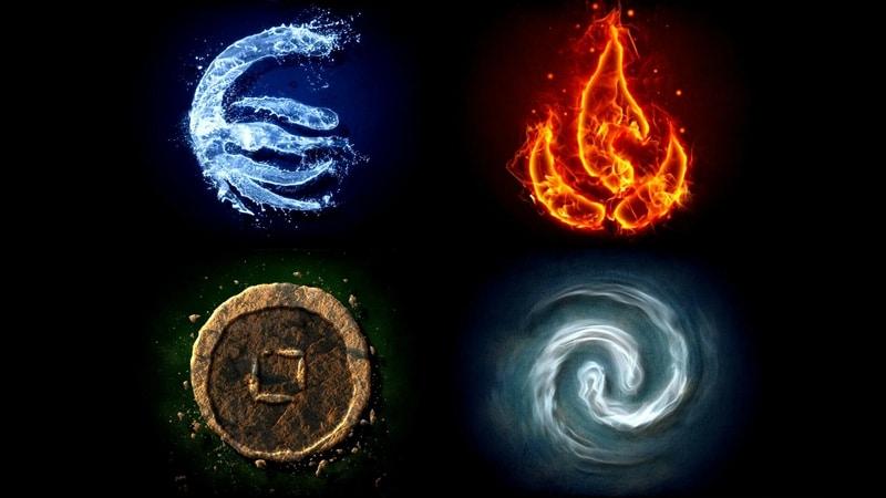 elementos astrologia cabalistica