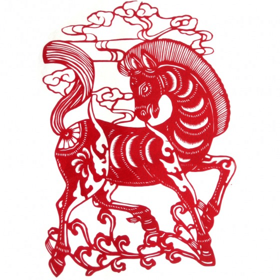 caballo astrologia china