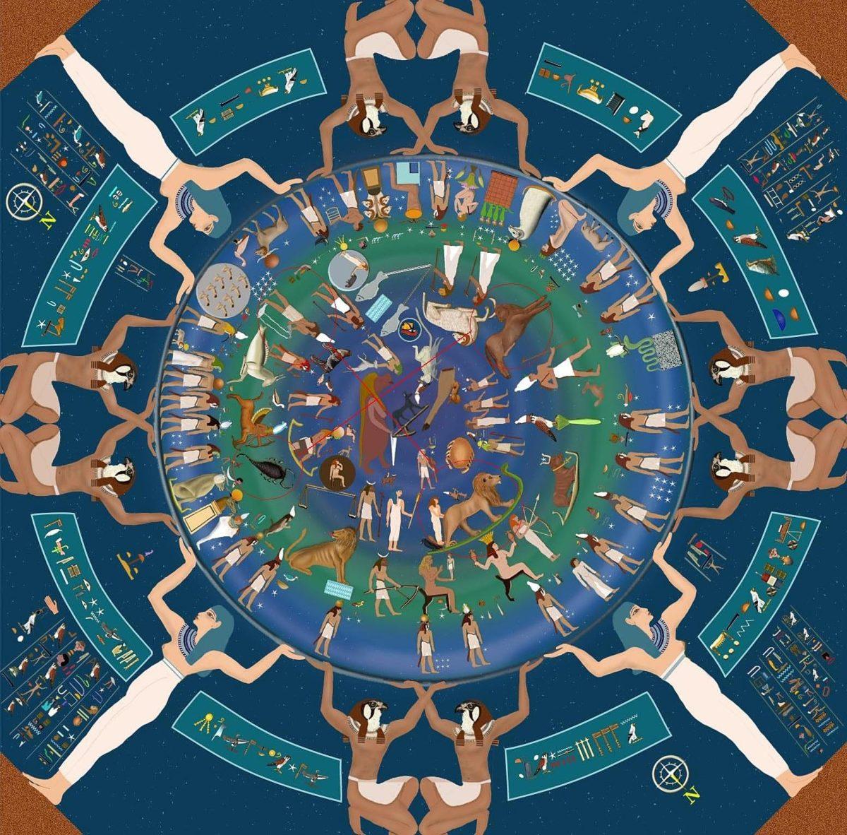 zodiaco de demerah astrologia psicologica