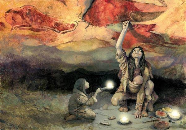astronomía en la prehistoria