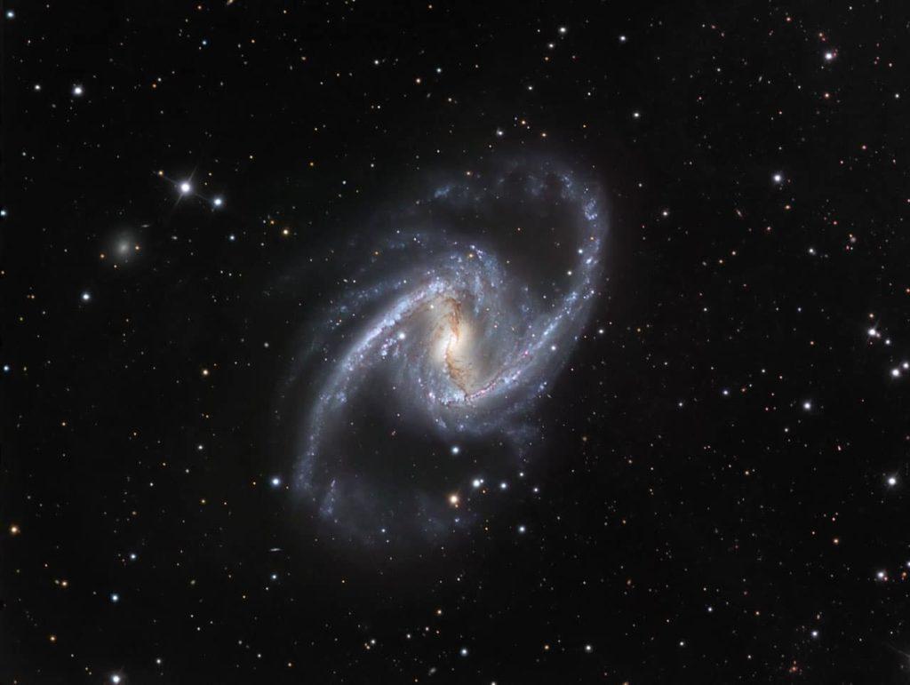 galaxia barrada