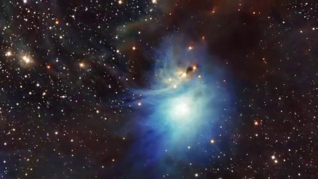 Nebulosa azul o de reflexión