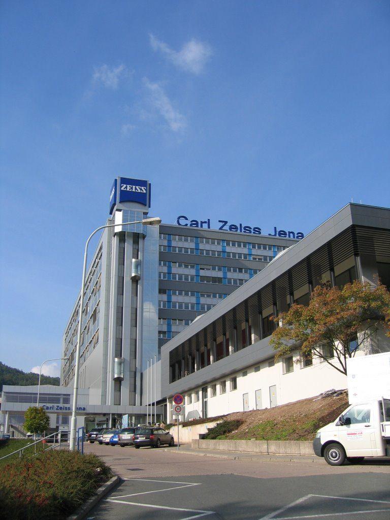 fábrica de Zeiss