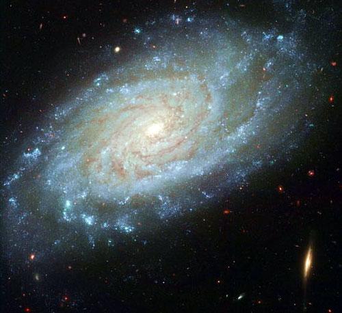 ejemplo de galaxia espiral silverado