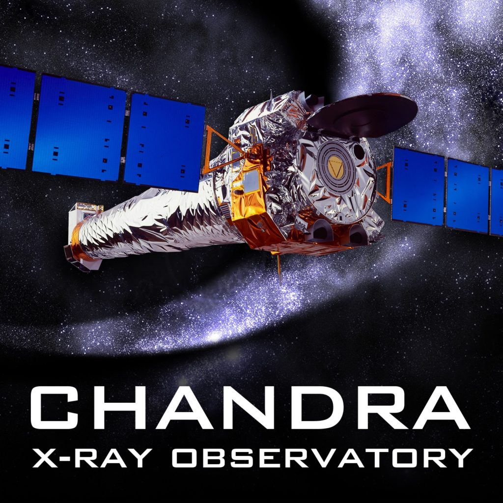 telescopio  chandra