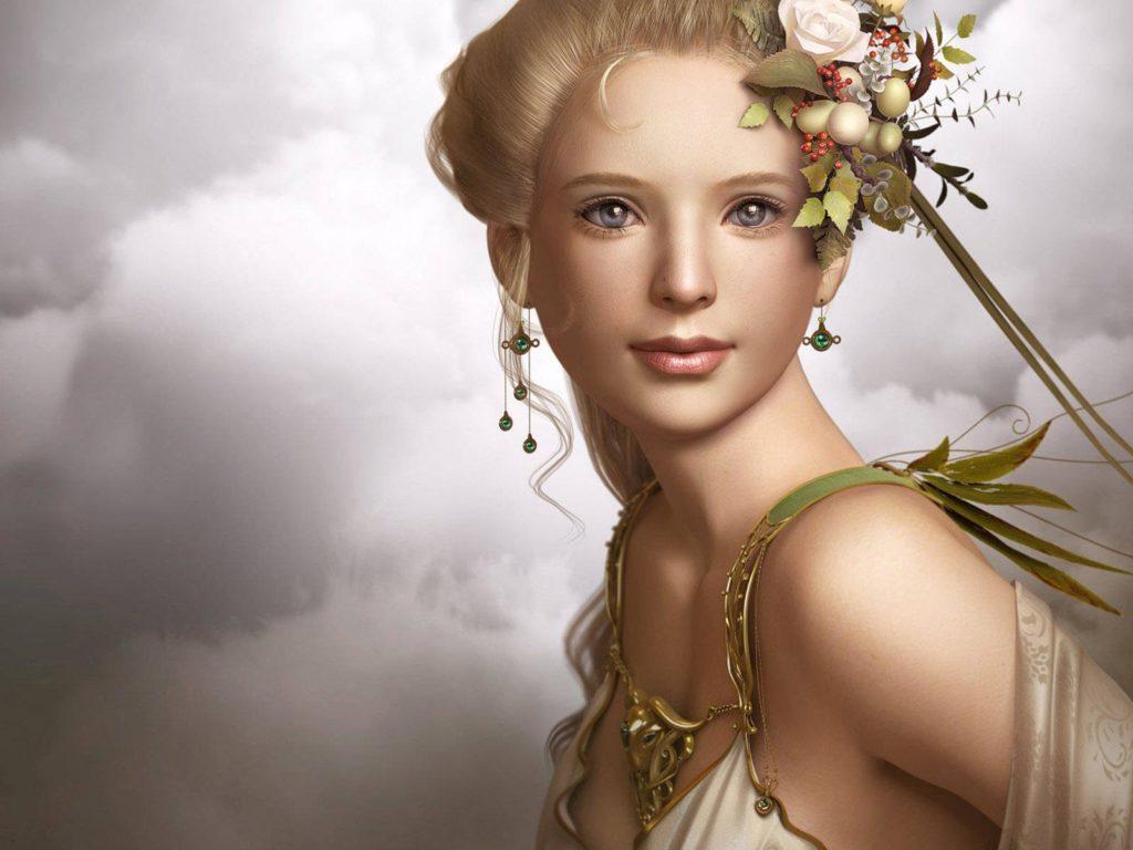 leyenda diosa caída