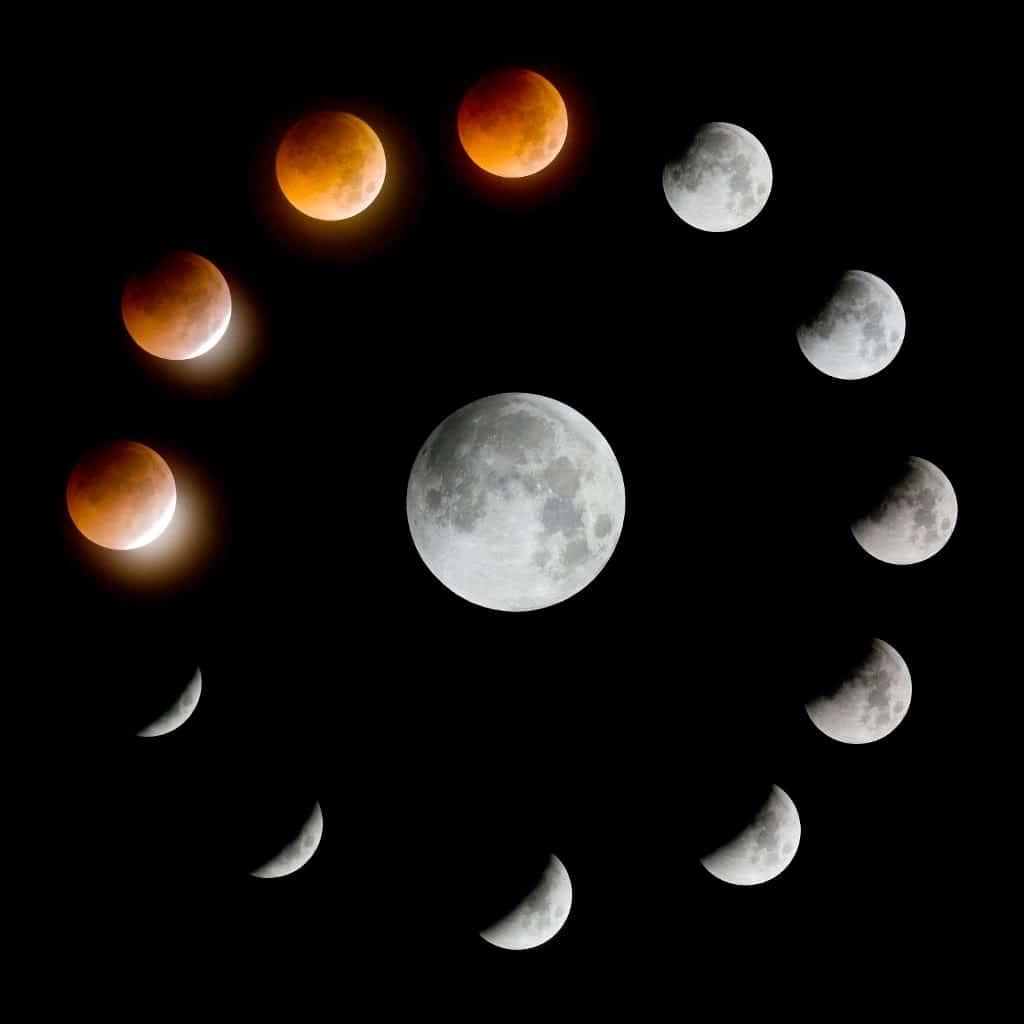Luna nueva caracteristicas beneficios hechizos for Cambios de luna 2017