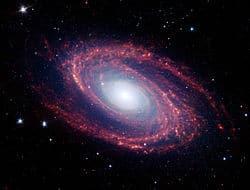 M81 ejemplo de galaxia espiral