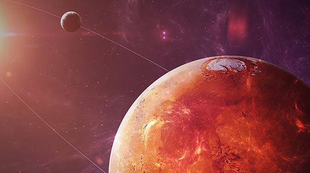 marte planeta qe impulsa a al acción en astrología