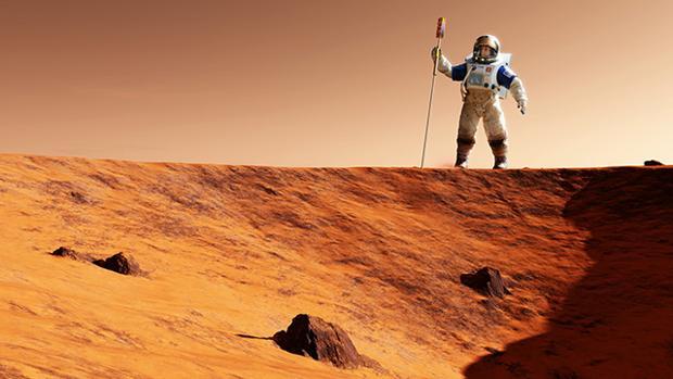 Marte y sus exploraciones y descubrimientos