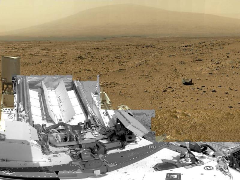 Marte exploraciones