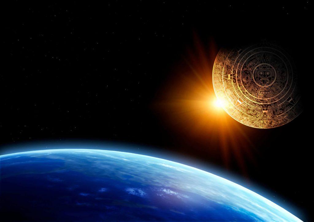 astronomía maya