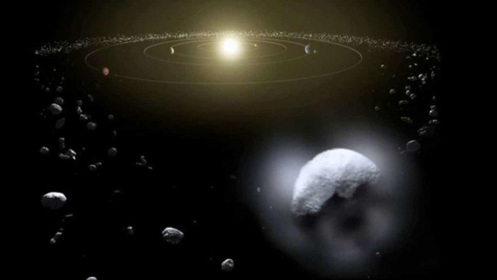 muchos planetas enanos