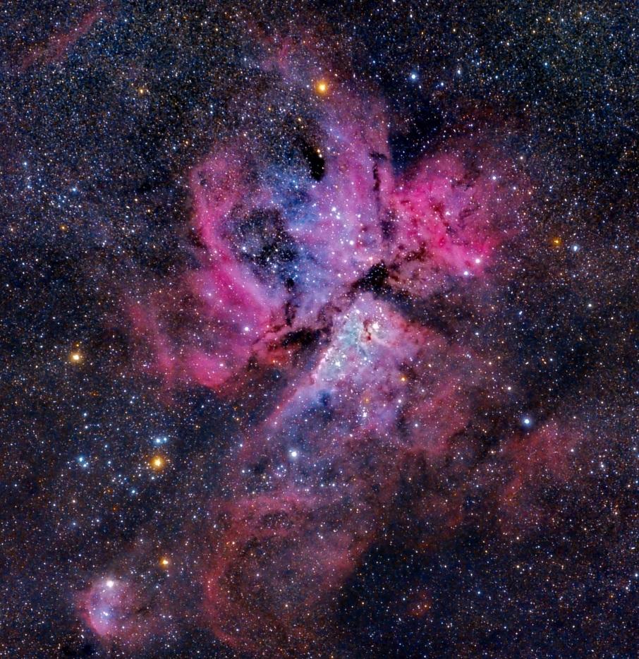 nebulosa planetarias