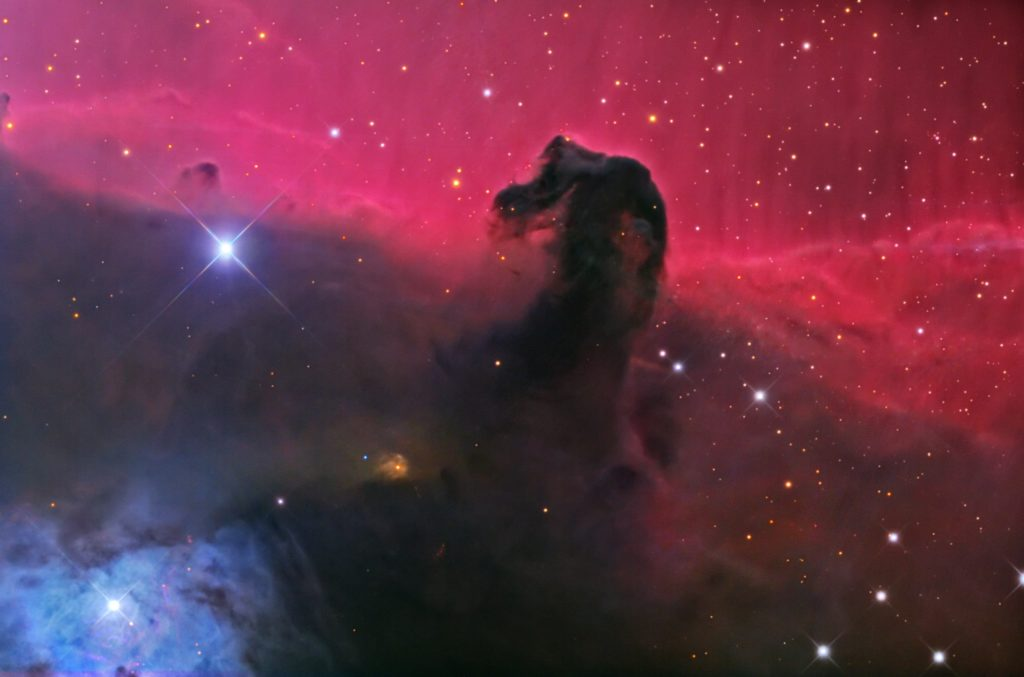 nebulosas oscuras o de absorción