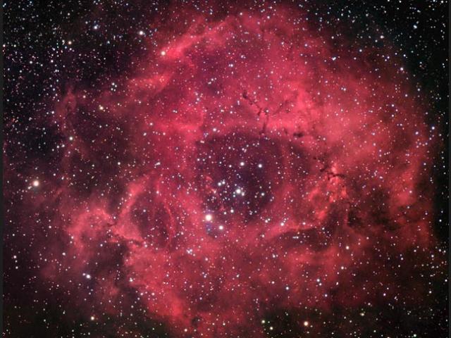 nebulosa de flama