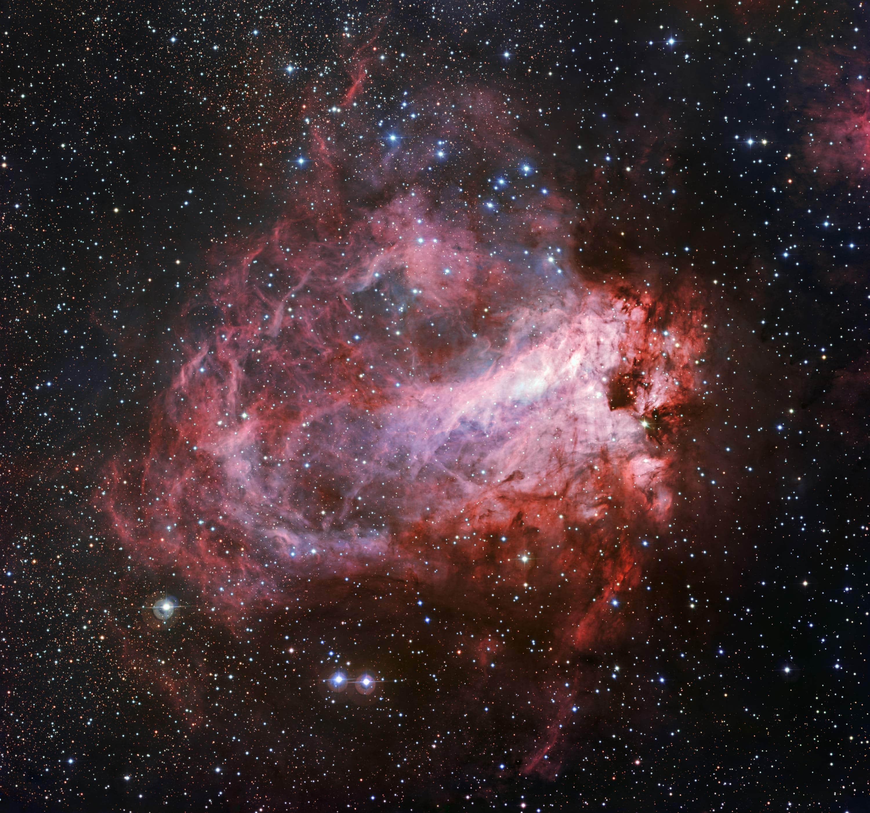 Nebulosa Omega
