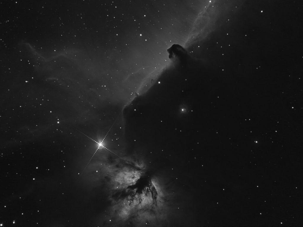 nebulosas oscuras