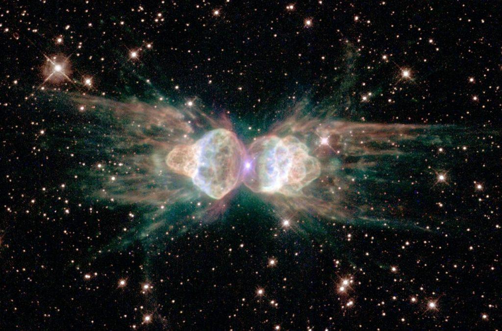 nebulosa planetario