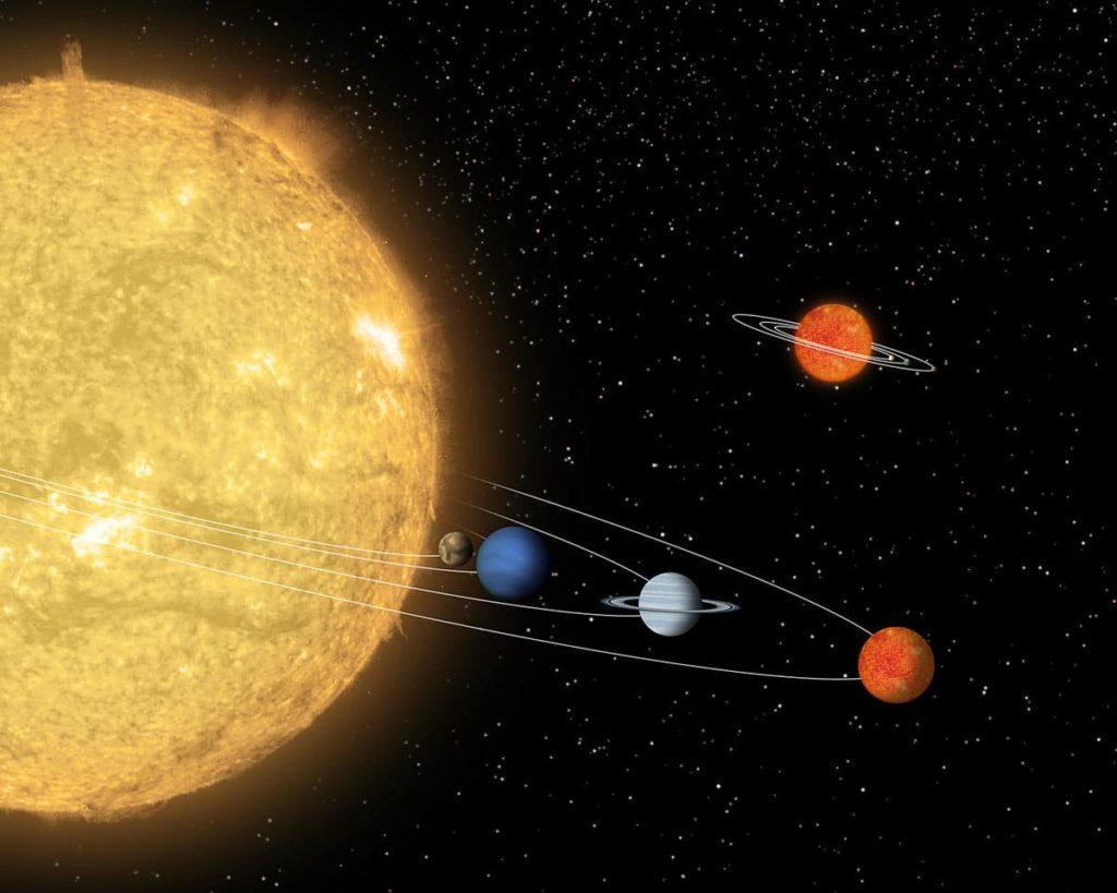 planeta errante o planeta oscuro
