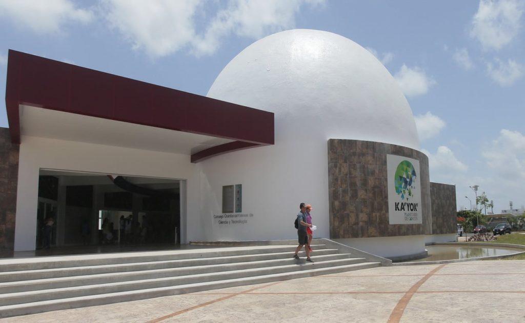 planetario cancun