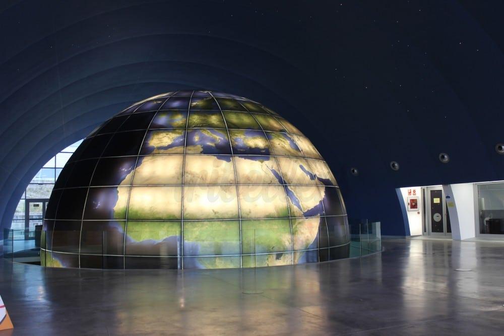 Planetario en Huesca