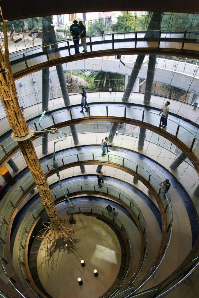 Planetario municipal Barcelona