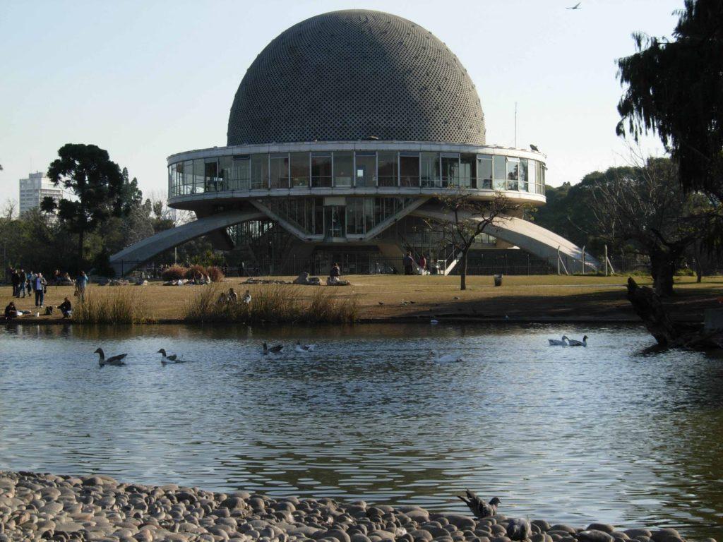 Planetario en Palermo