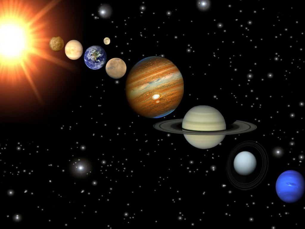 Planetas con agua