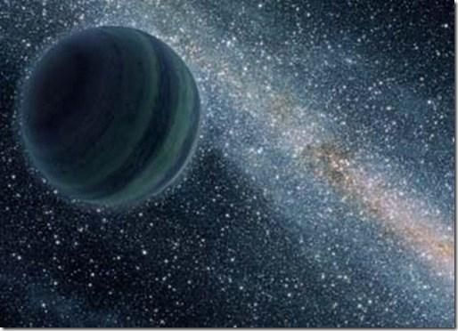 planetas errantes o planetas oscuros
