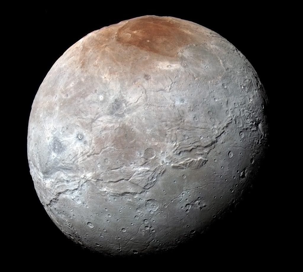 planetas enano plutón