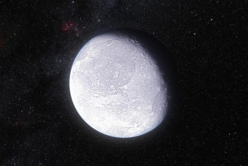 Qué es un planeta eris