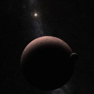 Qué es un planeta enano makemake