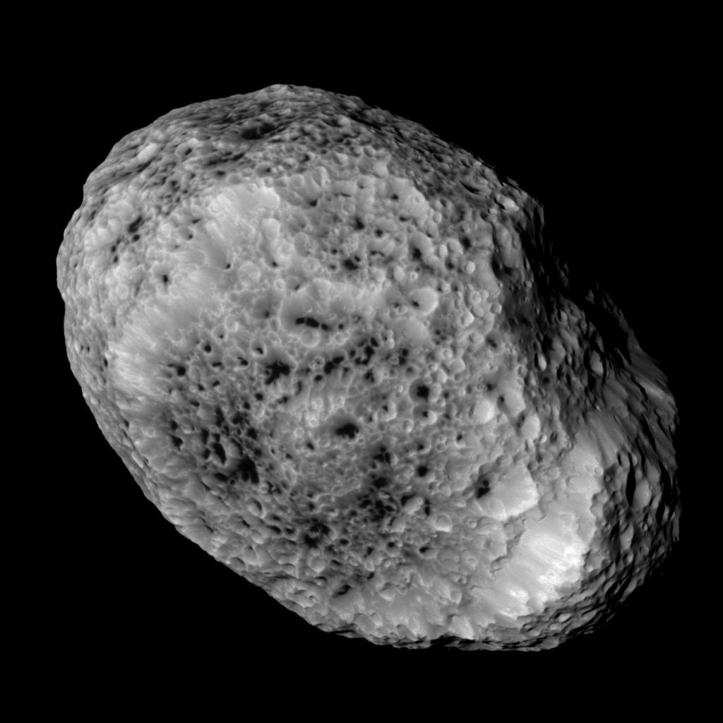 Qué es un planeta satélite hidra