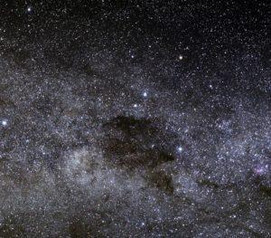 saco de carbón nebulosa oscura