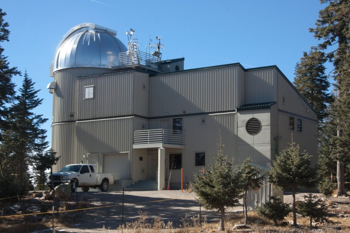 telescopio del vaticano