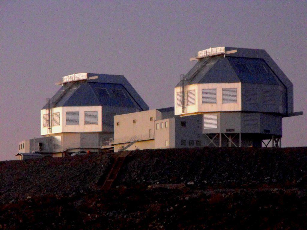 telescopio y astronomia en chile