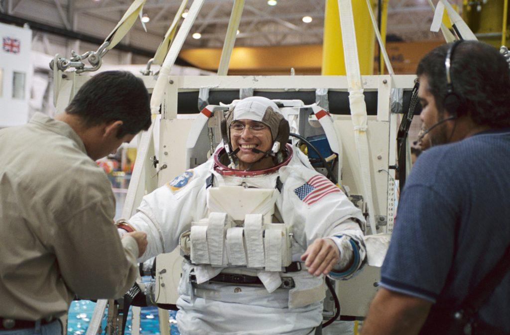 Franklin Astronauta destacado