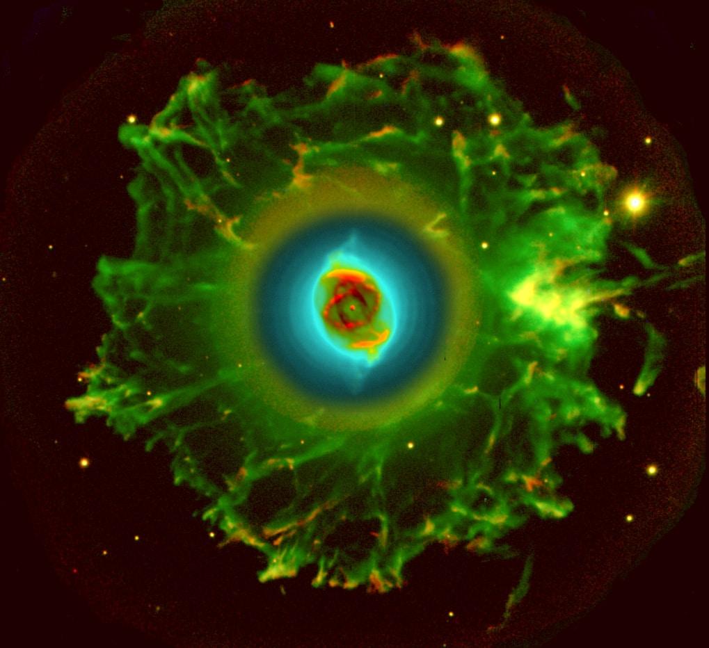 Nebulosas 15