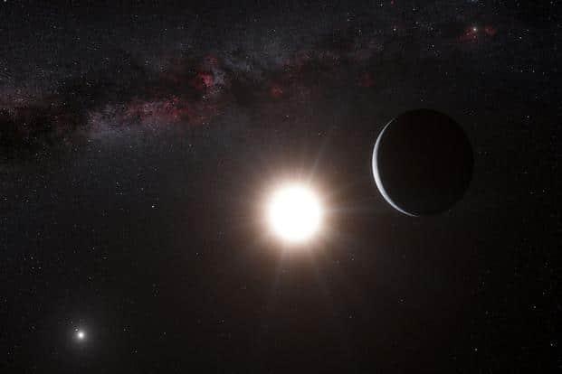 alfa centauri planeta o alfa centauri Bb