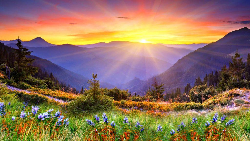 El Sol sale por dónde
