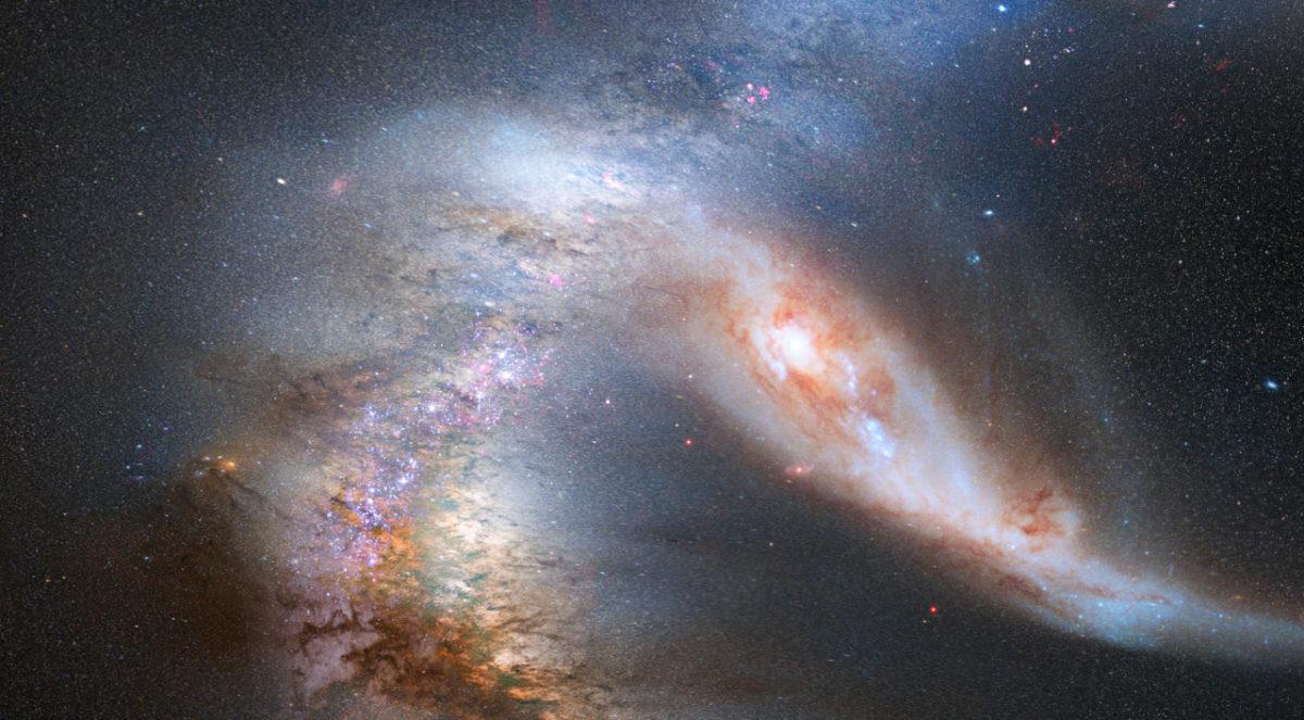Galaxias gigantes y brillantes