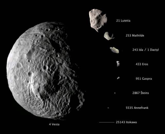 asteroides 34